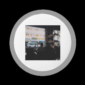 Shogo Hirokiのcafe Badges