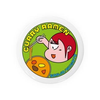 三条カレーラーメン Badges