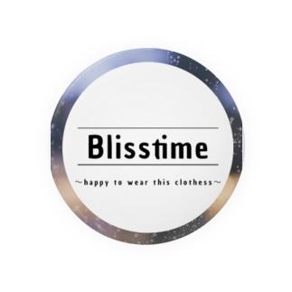Bliss time Badges