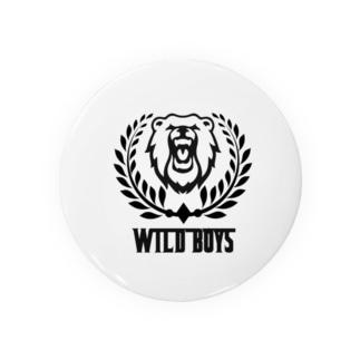WILD BOYS Badges