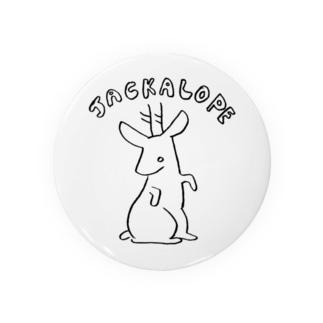 JACKALOPE Badges