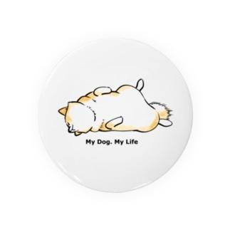 My Dog. My Life Badges