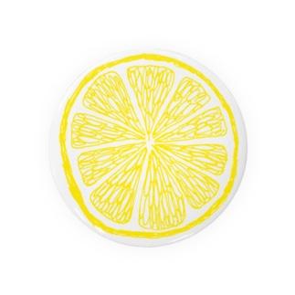 「レモンの輪切り」 Badges