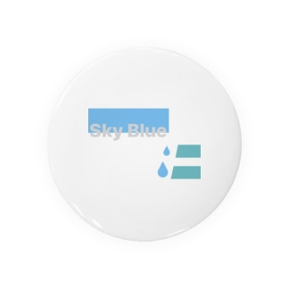 skyblue   水色 Badges
