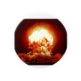 例の爆発 Badges
