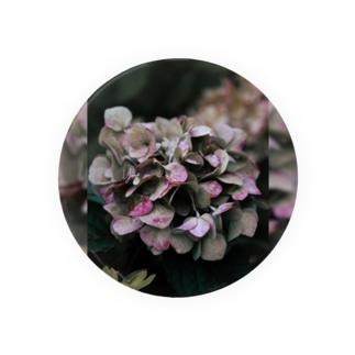 【花途夢】紫陽花 Badges
