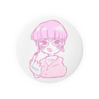 アタシちゃん Badges