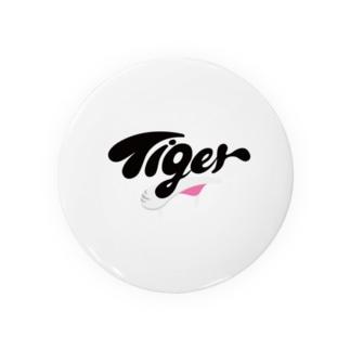 Tiger-Mouse Badges
