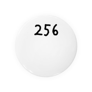 256 Badges