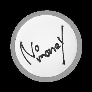 雷夏のNO MONEY 01 Badges
