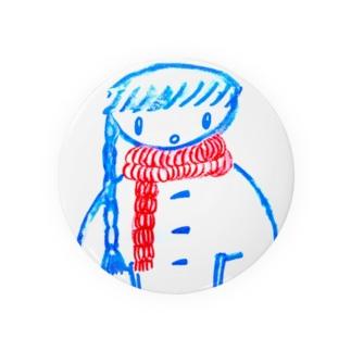 赤いマフラー Badges