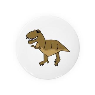 恐竜シリーズ~t.rex~ Badges