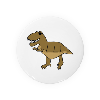 morinonakaの恐竜シリーズ~t.rex~ Badges