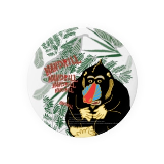 【MANDRILL】 Badges