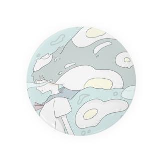 めだまやきに溺れる Badges