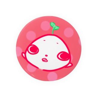 ピンクなさいとうさん Badges
