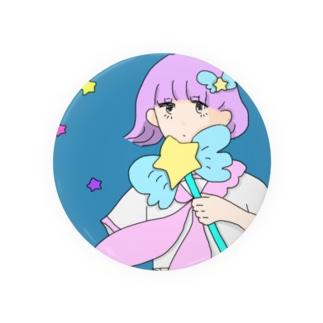 魔法少女 Badges