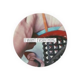 I want everything. Badges