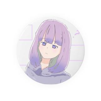 呑気な女の子 Badges