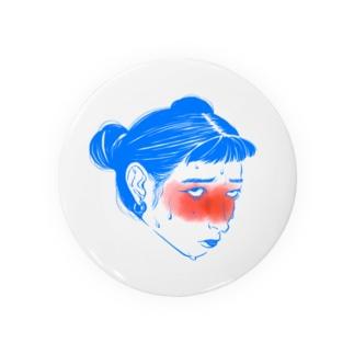 赤面の理由 Badges