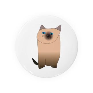 シャム猫 Badges