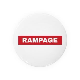 暴れ回るRAMPAGE(ランペイジ) Badges