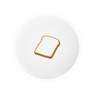 主食はパンです Badges