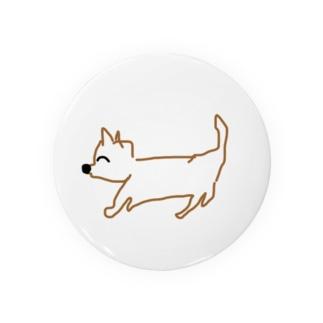 犬バッジ Badges