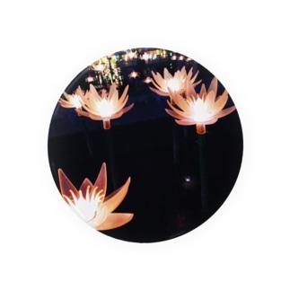 光の蓮 Badges
