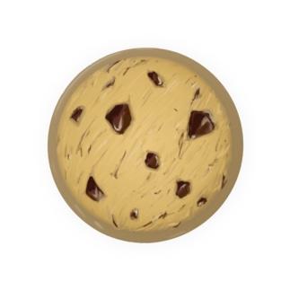 チョコチップクッキーの絵 Badges