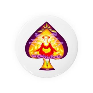 スペード♠️ Badges