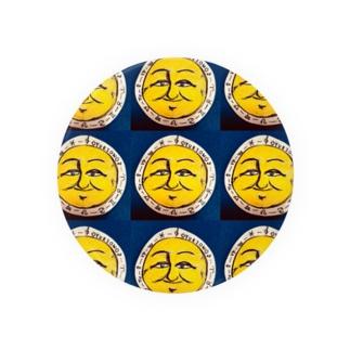 YURION moon Badges