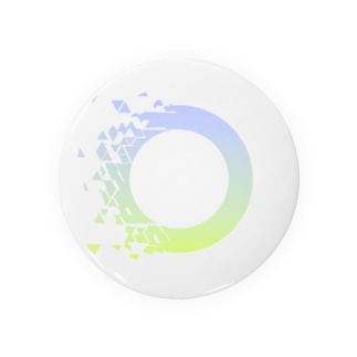 Circle gradation Badges