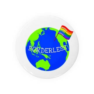 BORDERLESS Badges
