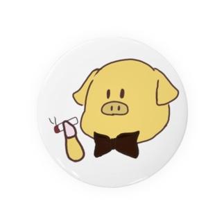 喫煙金豚 Badges