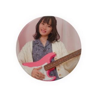 香凛&ギター缶バッジ Badges