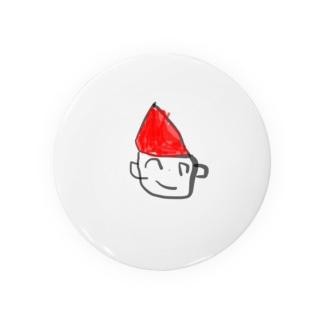 サンタさん Badges