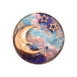 月夜 Badges