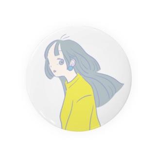 haikara girl Badges