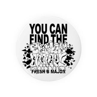 graffiti YCFTF Badges