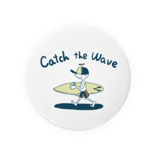 Catch the wave Badges