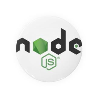 node.jsグッズ Badges