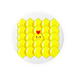 レモン鳥 Badges