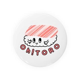 Oh!大トロちゃん Badges