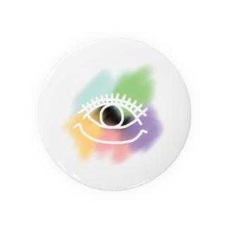 こころの目 Badges