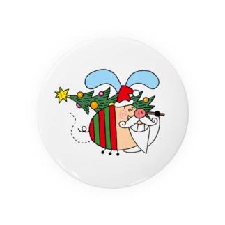 BeeTonのエンジョイクリスマス Badges