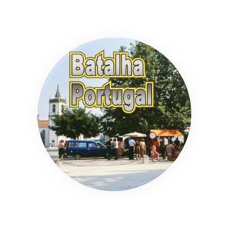 ポルトガル:バタリャの風景 Portugal: Batalha Badges