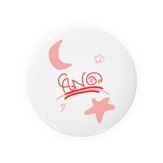 アノの缶バッチ Badges