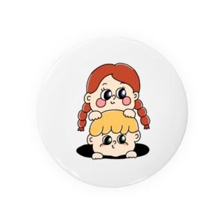 🧡💛 Badges