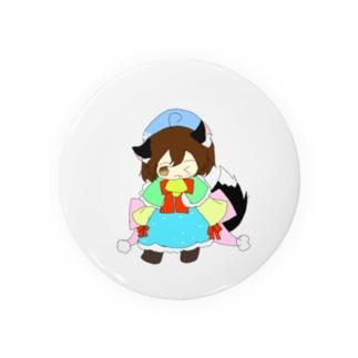 狐娘の柚葵羽ちゃん Badges